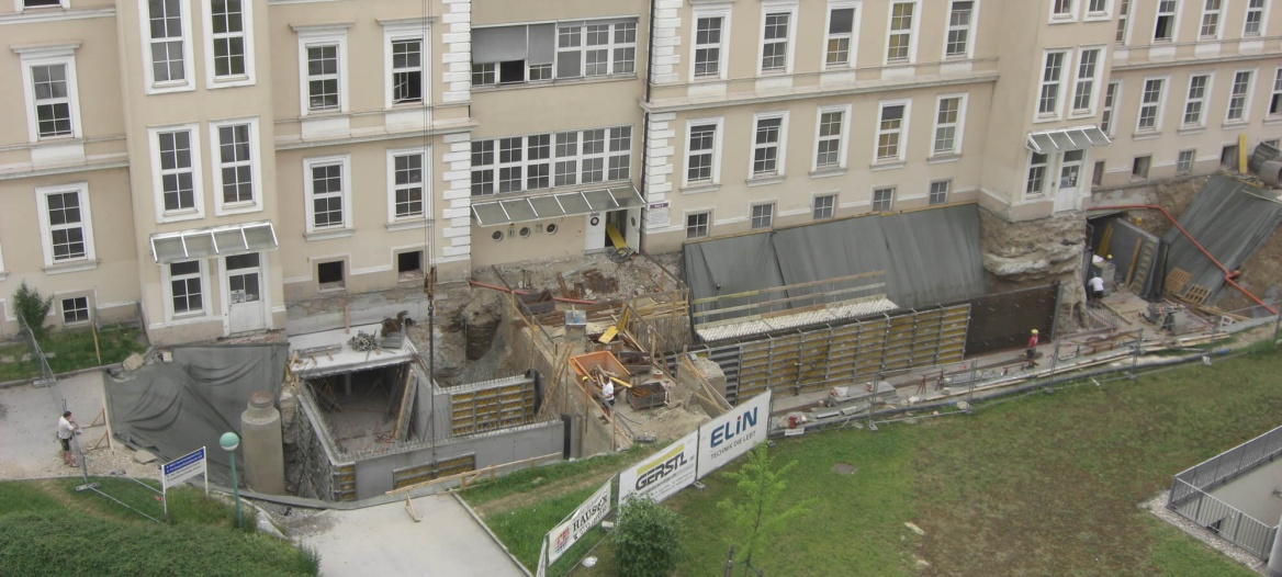 Nr. 19 - KUK - Umbau und Sanierung Bau E Nr. 1